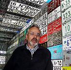Autokennzeichen von Günter Burczyk