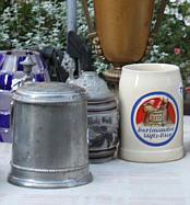 Bierkrug für Sammler